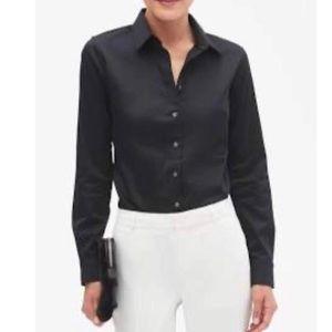 Zara Career Button-down Collared Shirt